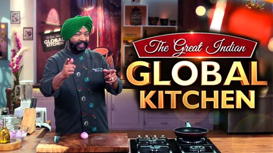 The Great Indian Global Kitchen