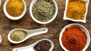 Spices & Masala's