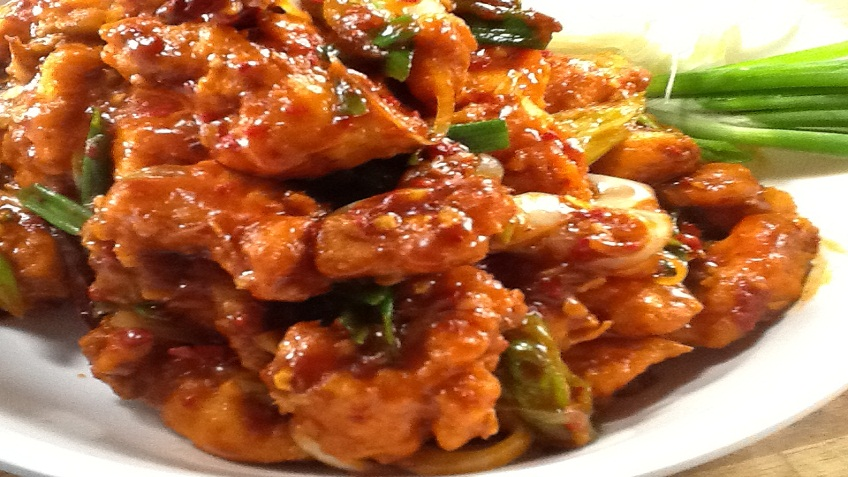 chinese ginger chicken