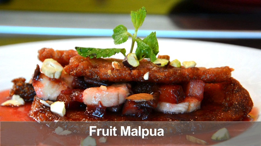 fruit malpua