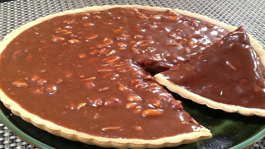 peanut tart