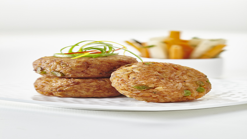 thai rice patties