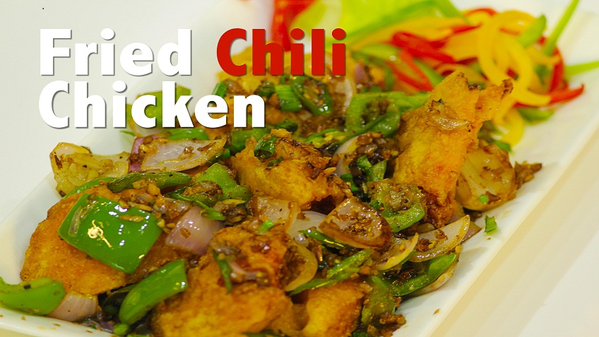 fried chilli chicken
