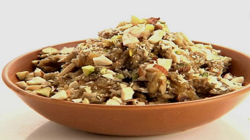 Bajra Roti Churi
