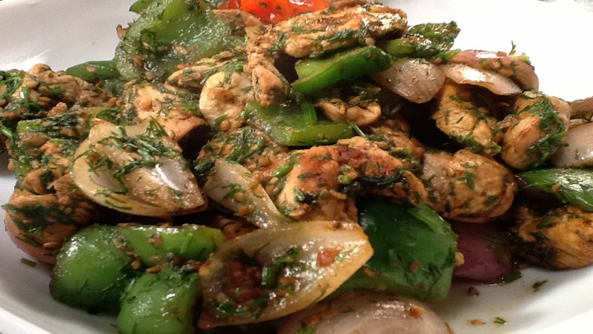 SUVA CHICKEN STIR FRY