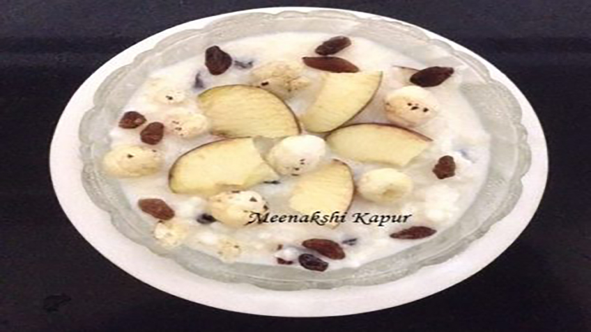 Apple Varai Kheer